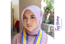 Graduation Makeup by Tiyas Makeup