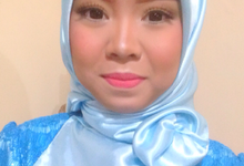 Makeup Buku Tamu  by Tiyas Makeup