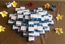 Mini Environmentally Friendly Soap - Batik by Uniquely Souvenirs