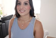 SOFT GLAM MAKEUP by Jannete williams