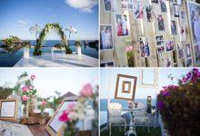 Wedding Wulan and Paul by Ananda Yoga Organizer