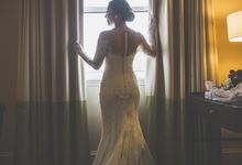 Tasya & John wedding by DHITA bride