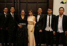 The Wedding of Garry & Yunita by TAMAN MUSIC ENTERTAINMENT