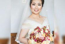 Wedding Bouquet by Casa d'Fleur