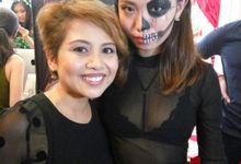 Halloween Makeup by Andriana Jamil