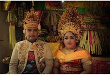 Balinese Wedding Ceremony by Agoes Uchiha Photography