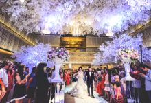 Wedding of Christian & Sherly (Thamrin Nine) by Delfi Organizer