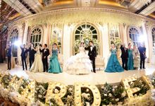Wedding of Richard & Novilen (Grand Hyatt) by Delfi Organizer