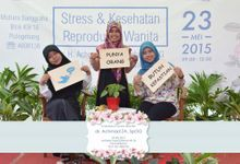 anniversary of medical practices by dr Achmad ZA SpOG by ROCK Photo Booth