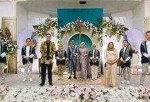 From Satriyo & Leyli Wedding by iCreate Wedding Planner