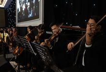 Wedding of Chris & Michelle by Archipelagio Music