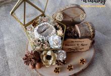 Ringbox Rustic Set Perhiasan by Tobaliwedding