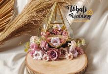 RINGBOX SERIES HAYANA LILAC SERIES by Tobaliwedding
