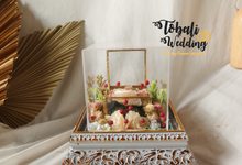 PREMIUM RINGBOX INCLUDE TRAY AKRILIK by Tobaliwedding