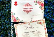 Hendra & Natalia by Toho Cards