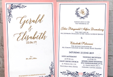 Gerald & Elisabeth by Toho Cards
