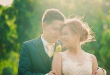 Toi and Rona Wedding by Pixie Dream Studios