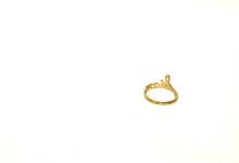 Custom name jewelry by Toko Emas Kesayangan