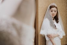 Henry & Desy Wedding Day by tomphotograph.inc