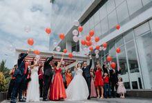 Christian & Stepy Wedding by DESPRO Organizer