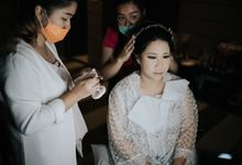 Reggie Irene Wedding Day by tomphotograph.inc