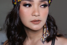 For ma. Mesty by Tom bryan make up artist