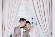 The Wedding of  Tommy & Monica by Fenty by Moire Photo & Video