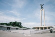 Couple Session at Lapangan Banteng - Jakarta by Too-lus