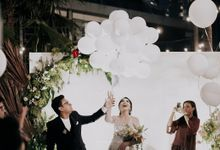 Wedding Harrison & Lusi by Financial Club Jakarta