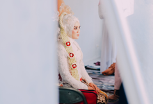 Vivin & Rian Wedding by toppu.id