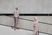 Wedding of Diah & Afif by Alexo Pictures