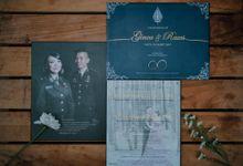Wedding of Ginza & Razes by Satunama Photography