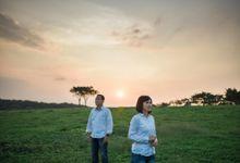 Prewedding of Arnum & Gigih by Satunama Photography