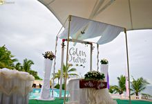 Colin & Diane Wedding by Bearland Paradise Resort - Casa Blanca Convention Hall