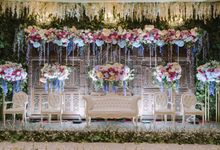 Javanese Traditional Decor - Desya & Agung by Blessing Decoration