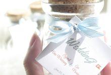 Iin & Sjoerd Wedding by Havilla Gourmet Tea