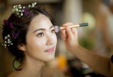 Makeup Shooting by Makeup by Lamai