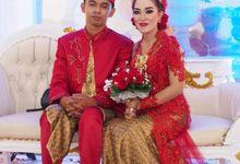 Wedding of Like and Andy by Amata Wedding