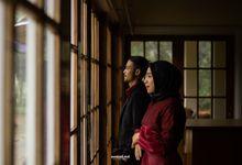 Prewedding Rosita & Tidzar by Nomad.std