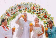The Wedding Of Coarnelis + Francis by DM Photo