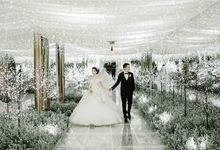 The Wedding of William & Grace by The Trans Luxury Hotel Bandung