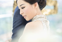Engagement of Tifanni & Evan by The Trans Luxury Hotel Bandung