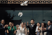 Wedding of Ray & Jessica by The Trans Luxury Hotel Bandung