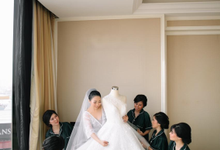 Wedding of William & Monica by The Trans Luxury Hotel Bandung