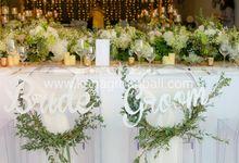Bali wedding decoration wedding decoration lighting in bali anantara uluwatu bali by bali wedding decoration junglespirit Images