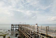 Tresna Chapel Ayana Bali Wedding - Daniel & Leyat by Bali Pixtura