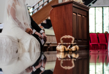The Wedding of Alvita & Peter by Trickeffect