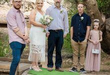 Trina & Jade's Wedding by Jodie Pope Photography