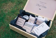Trisna & Andy by Petite Pretty Hampers