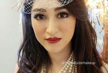 Bridal Makeup Surabaya by Athelina Luize Make Up Artist